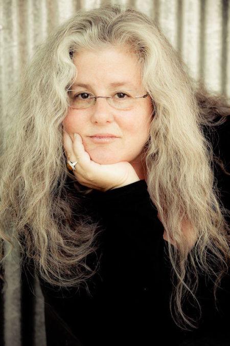 Poet Dana Levin